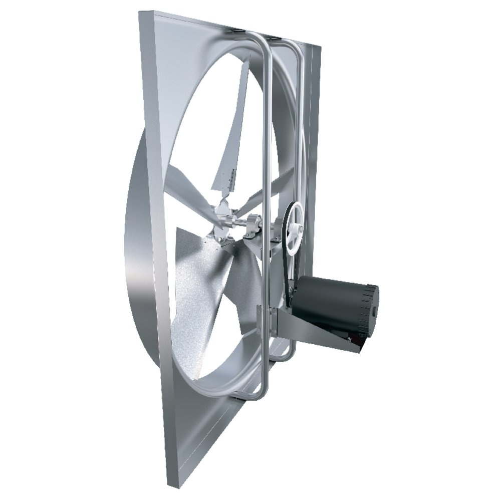 1SDE42DX Std Duty Exh Wall Fan - Venturi mount - Fantech