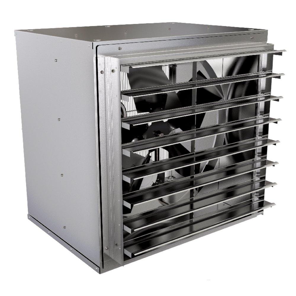 1WMC48HY Cabinet Exhaust Fan - Cabinet mount - Fantech