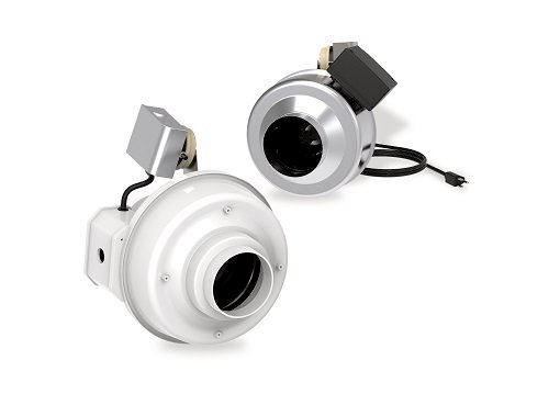 Non-certified dryer exhaust fans