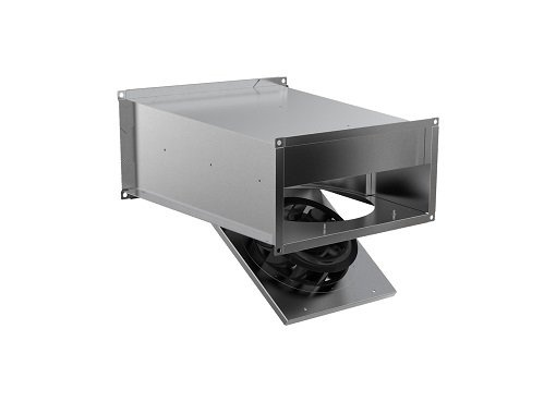 Ventilateurs pour conduits rectanglaires