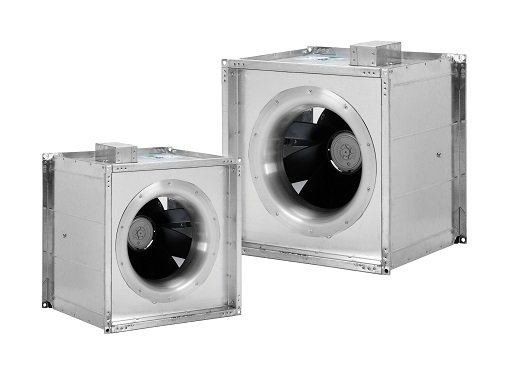 Square duct - Inline duct fans - Commercial ventilation - Products - Fantech