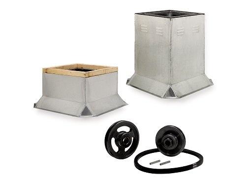 Accessoires pour ventilateurs de toit