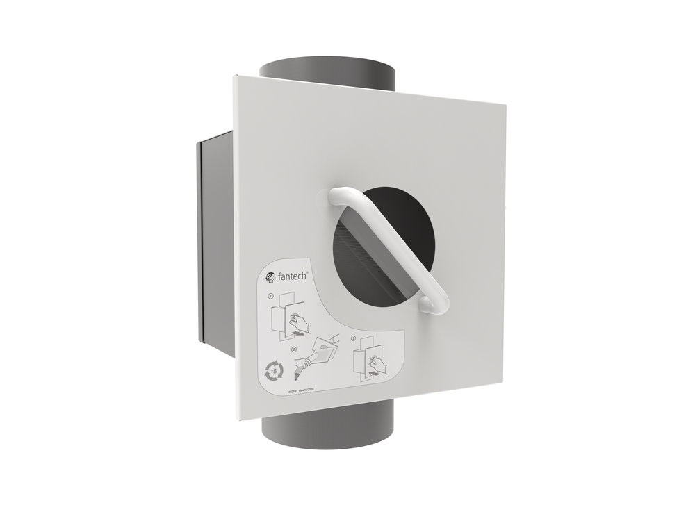 Accessories for dryer exhaust fans