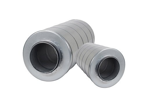 Silencers - Accessories for inline duct fans - Inline duct fans - Commercial ventilation - Products - Fantech