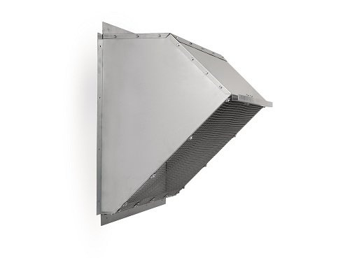 Weatherhoods - Accessories for wall ventilators - Wall ventilators - Commercial ventilation - Products - Fantech