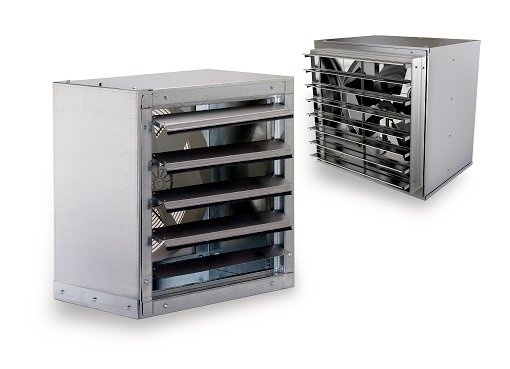 Cabinet mount - Wall ventilators - Commercial ventilation - Products - Fantech