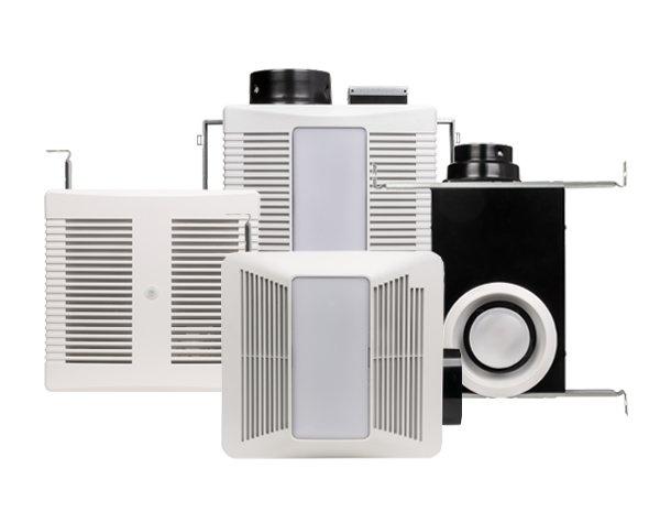 Ceiling mount fans