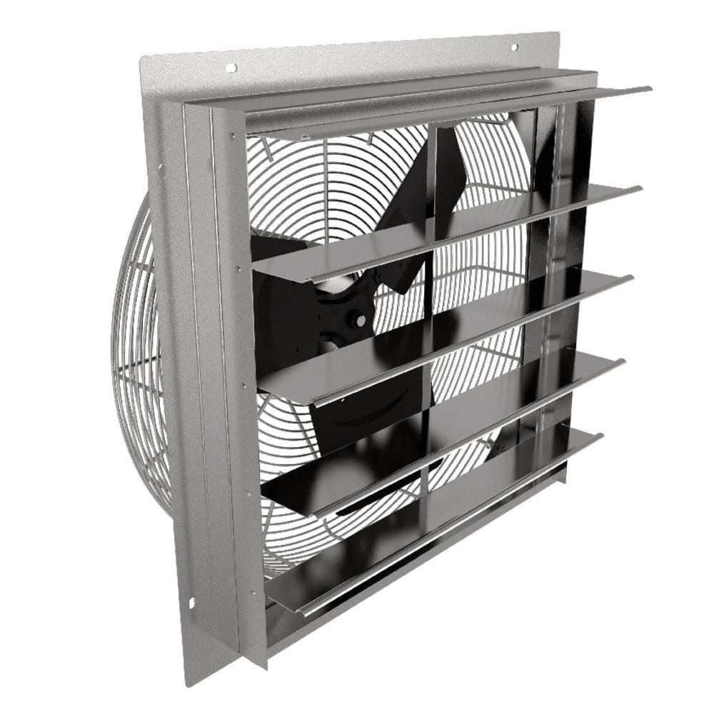 2SHE1221 Shutter Mnt Exh Fan - Venturi mount - Fantech