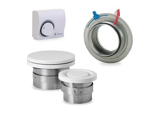 Accessories for recovery ventilators - Recovery ventilators - Commercial ventilation - Products - Fantech