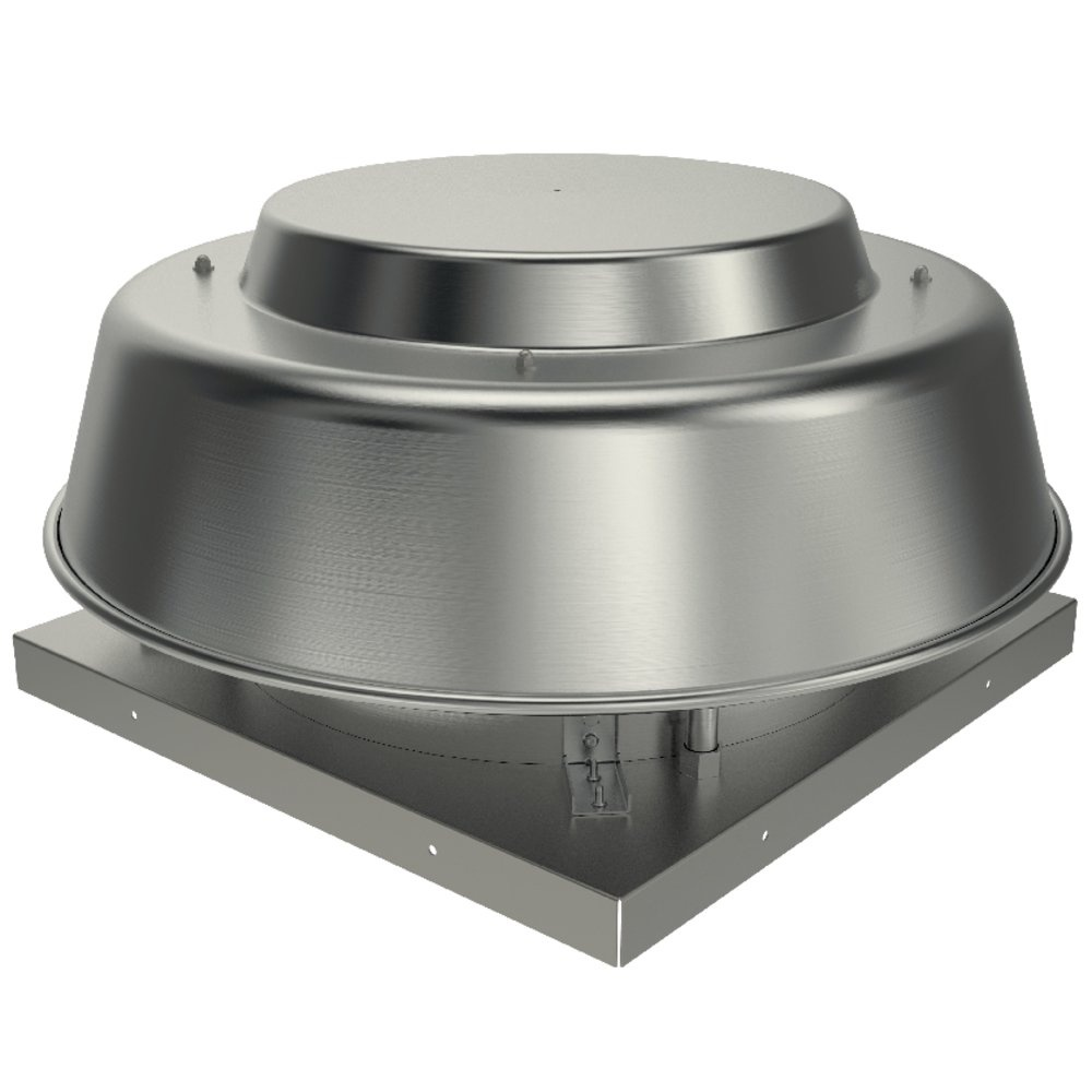 5ADE12BA Axial Exh Roof Fan - Downblast - Fantech