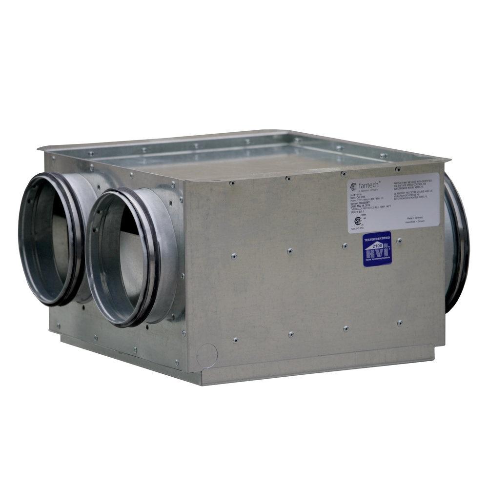 CVS275A Inline Multi-Port Fan - Fantech