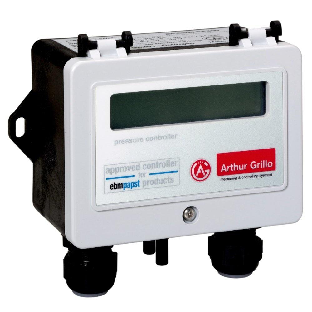 DPC 200 Constant Pressure Ctrl - Expired - Fantech