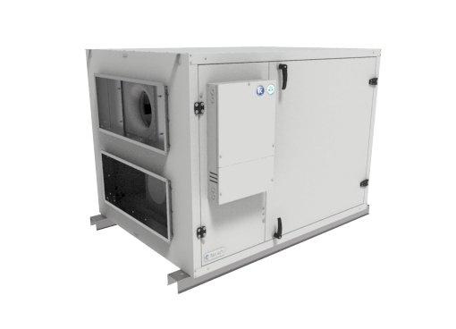 ECHO® H2800Xi HRV - With heat recovery - Fantech