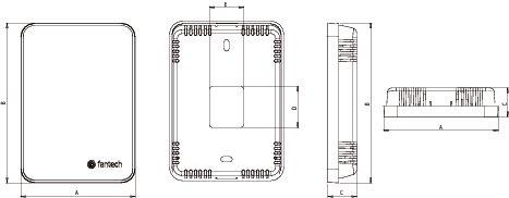 Images Dimensions - ECO-Feel - Fantech