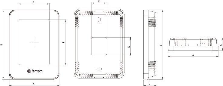 Images Dimensions - ECO-TOUCH - Fantech