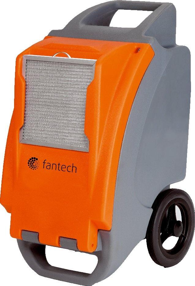 EPD 250CR Dehumidifier - Standard duty dehumidifier - Fantech