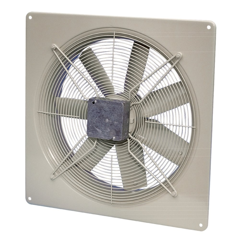 FADE 25-63 3ph. Axial Fan - Venturi mount - Fantech