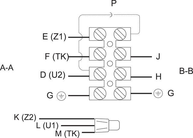 Images Wiring - FADE 25-6 WHD Axial Fan - Fantech