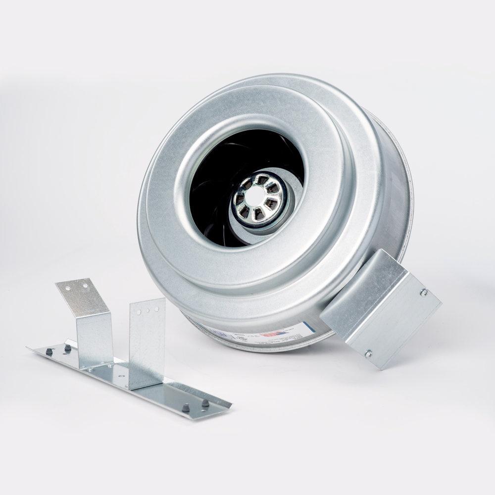 FG 10 EC Centrif. Inline Fan - Circular duct fans - Fantech