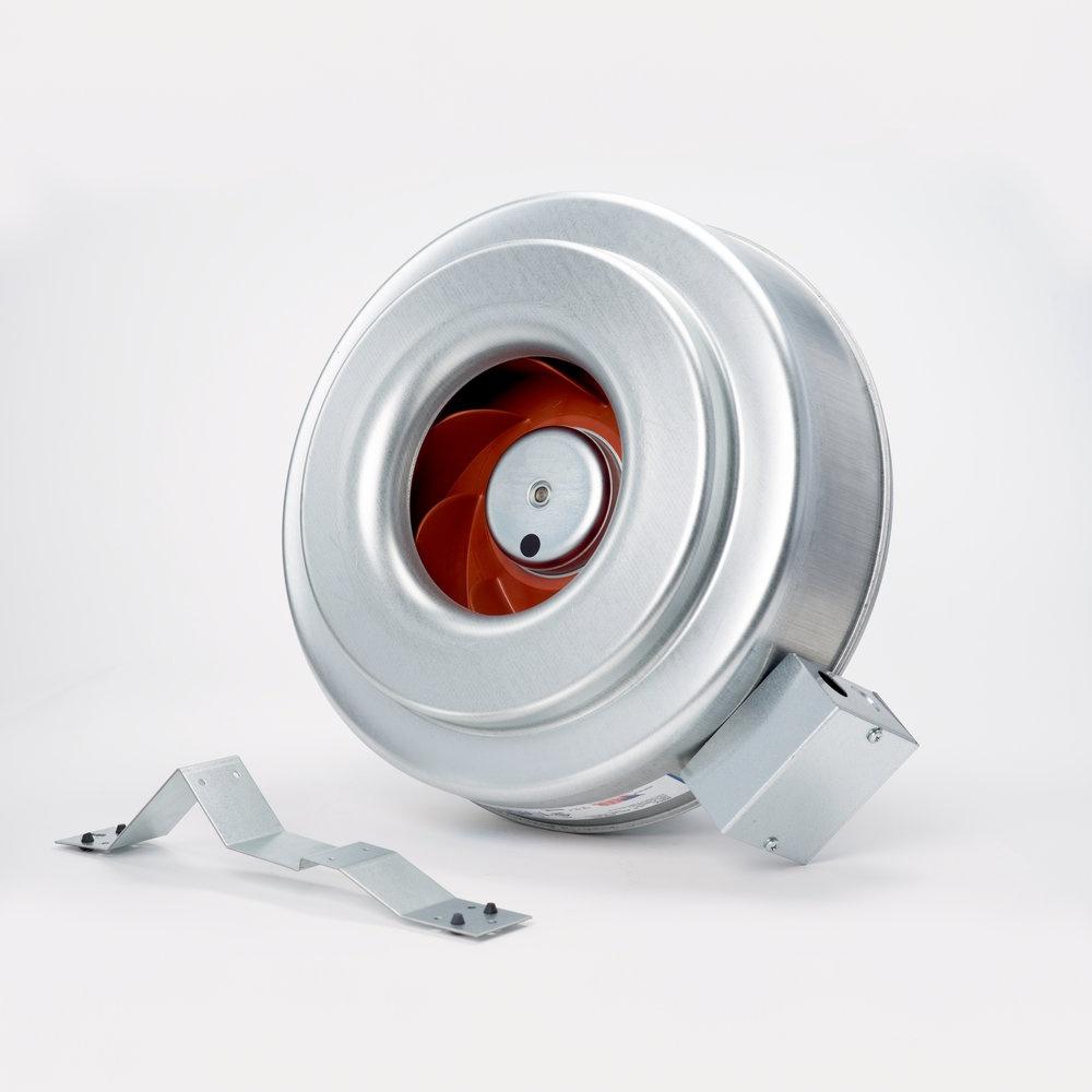FG 12 EC Centrif. Inline Fan - Circular duct fans - Fantech