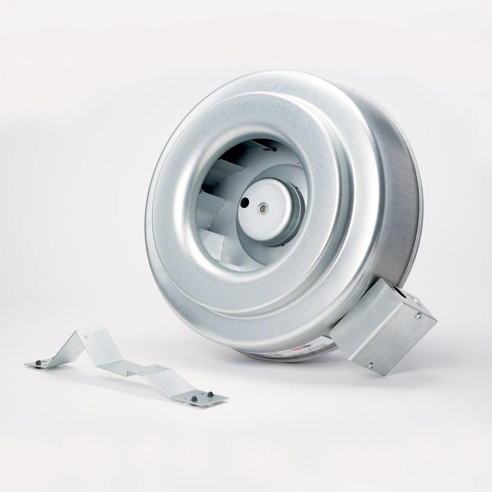 FG 12XL EC Centrif. Inline Fan - Circular duct fans - Fantech