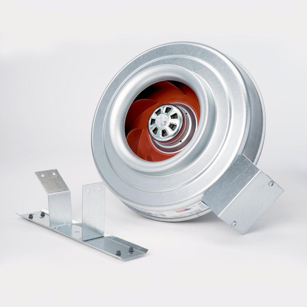 FG 8 EC Ventilateur en ligne - Ventilateurs pour conduits circulaires - Fantech