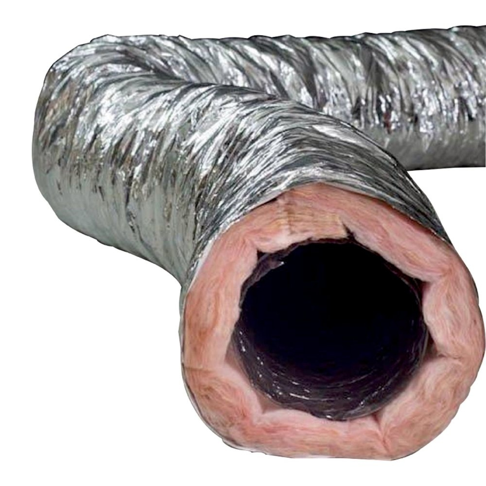 FIDT 4 Insulated Flex Duct - Fantech