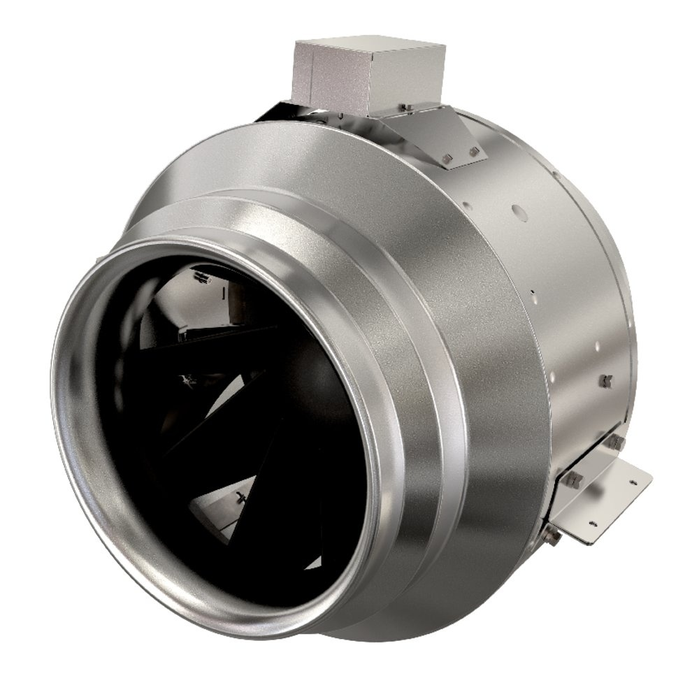 FKD 16 230V Mixed Flow Fan - Circular duct fans - Fantech