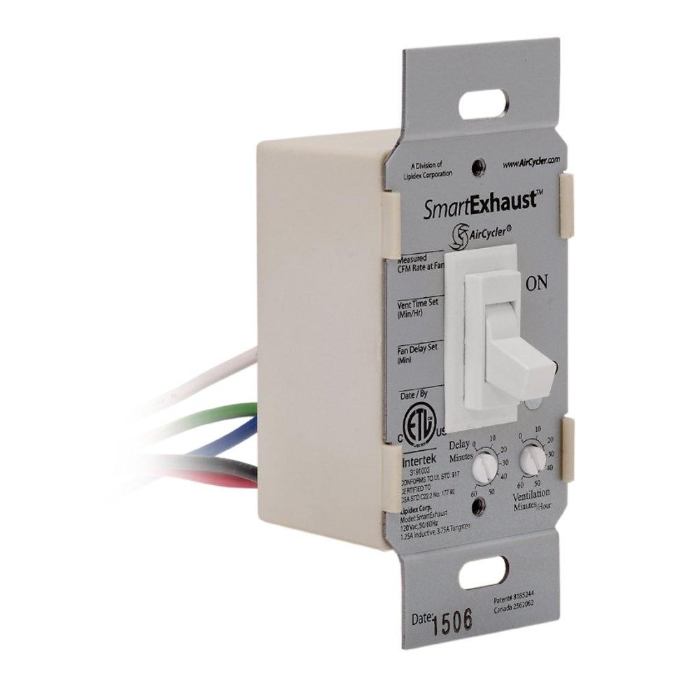 FLD 60 Light/Fan Switch - Controls - Fantech