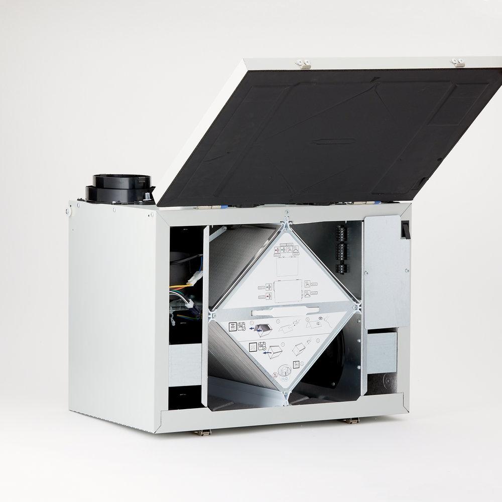 FLEX 100H ES Fr. Air Appliance - Fantech