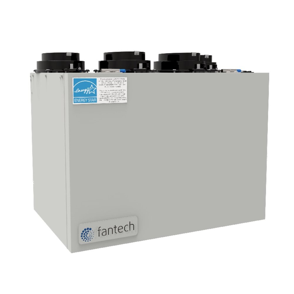 VHR 100R ES Fr. Air Appliance - With heat recovery - Fantech