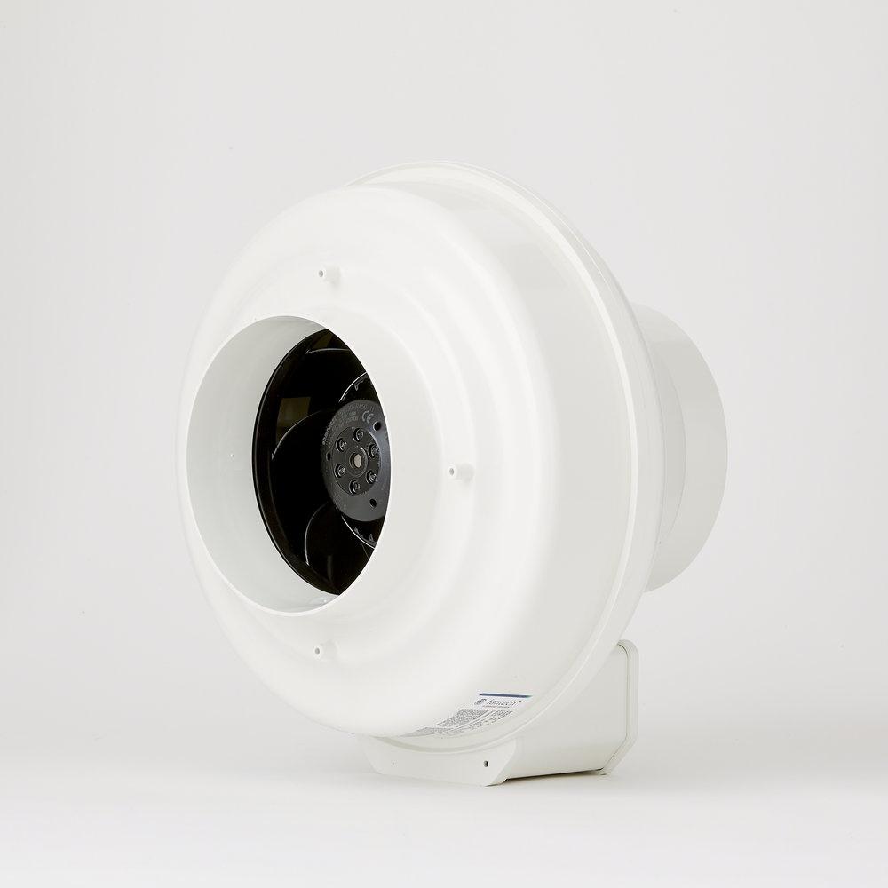 Rn 2EC Vent pour Radon - Ventilateurs de radon en ligne - Fantech