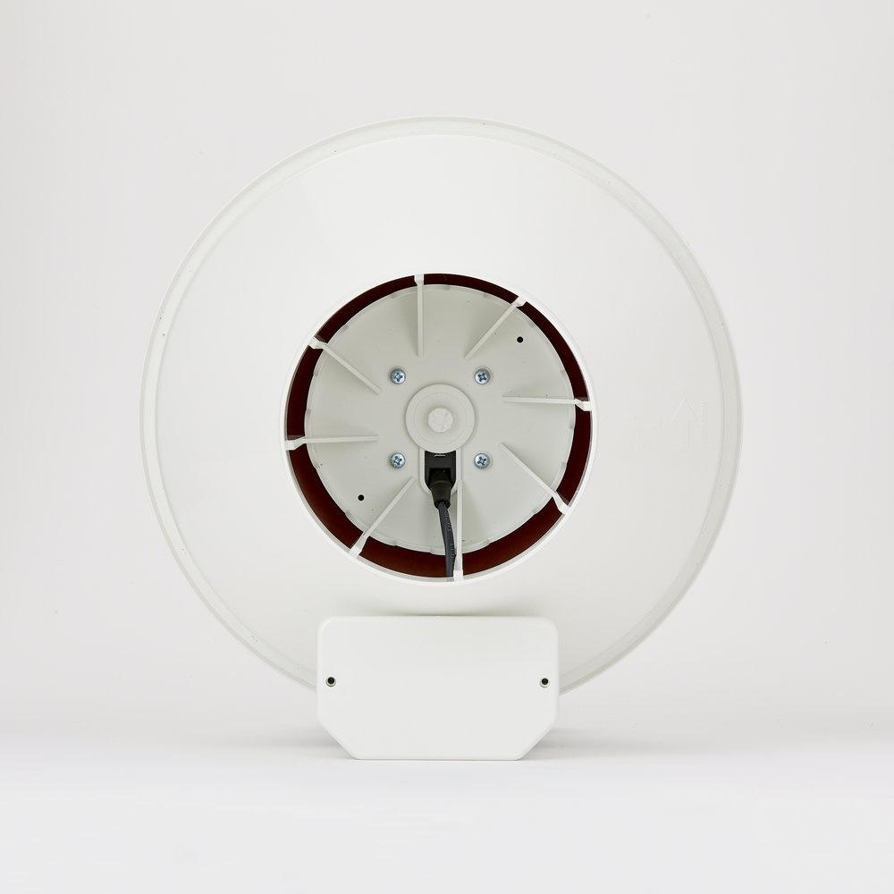 FR 140 Centrif Inline Fan - Fantech