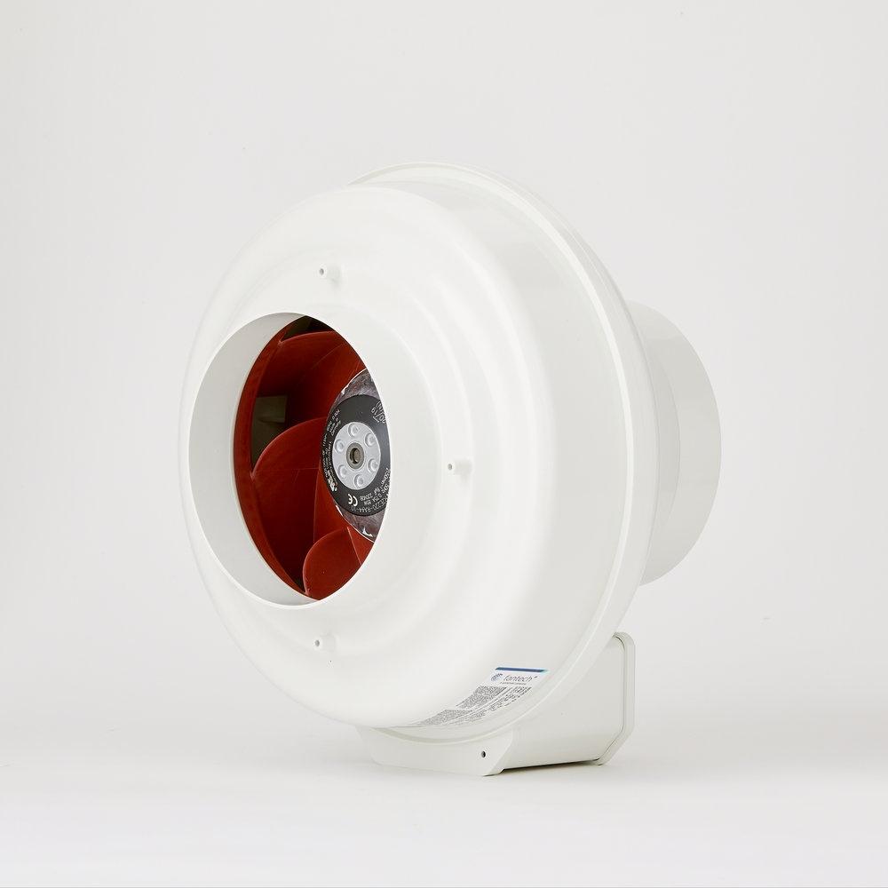 FR 160 Centrif. Inline Fan - Fantech
