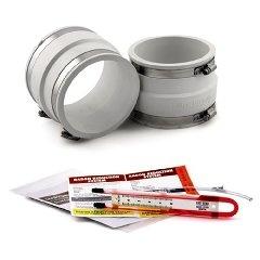 FRIK 190-4 Kit d'inst. Radon - Expired - Fantech
