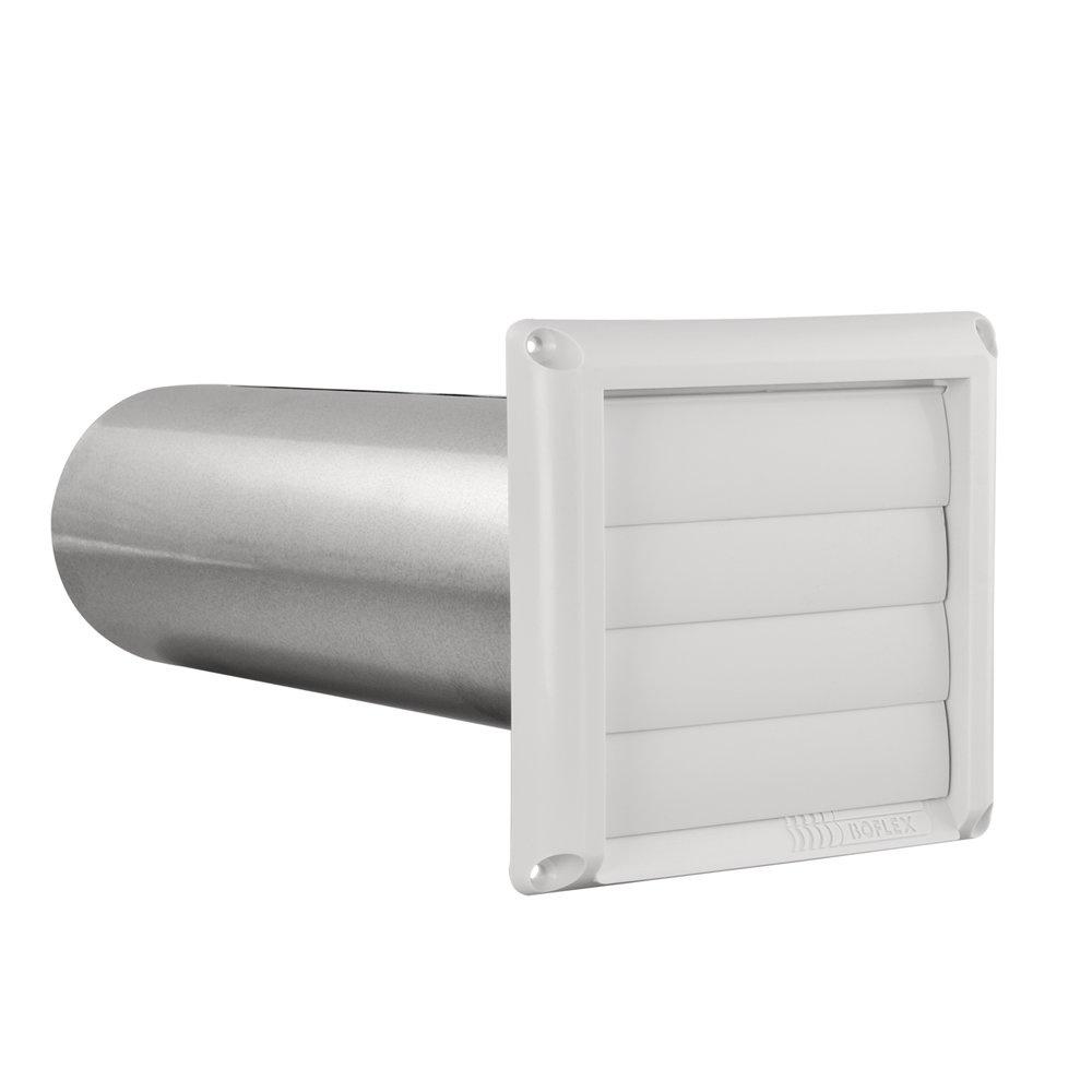HS 4W External Louver Exhaust - Fantech