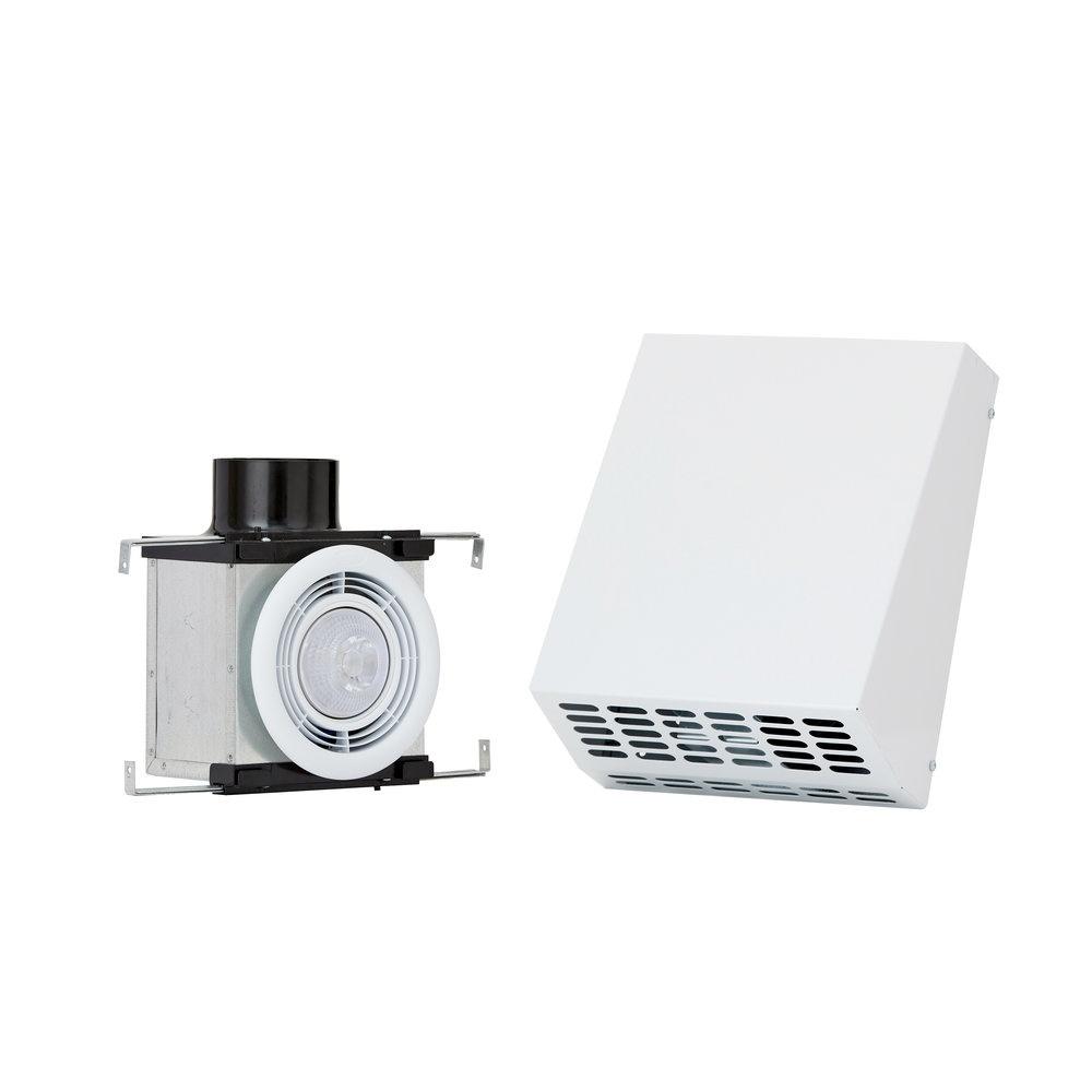 PBW 110L10 Bath Fan w/ 1x LED - Remote mount fans - Fantech
