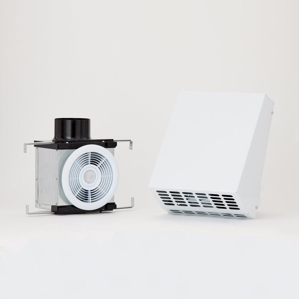 PBW 110L7 Bath Fan w/ 1x LED - Remote mount fans - Fantech