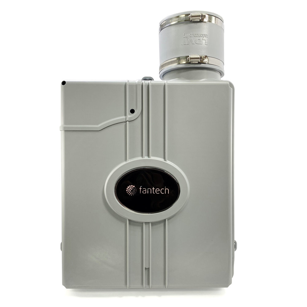 Rn2SL Inline Radon Fan - Inline radon fans - Fantech