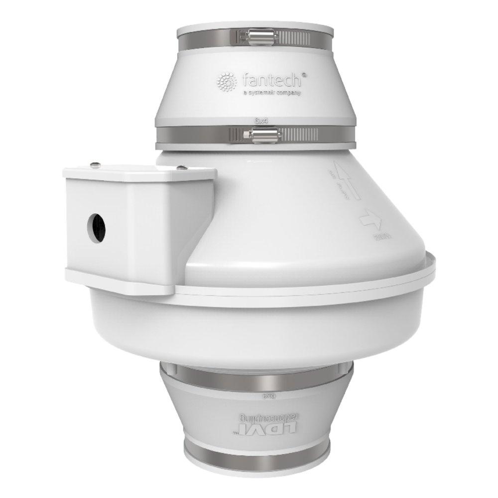 Rn4-3 EC Inline Radon Fan - Expired - Fantech