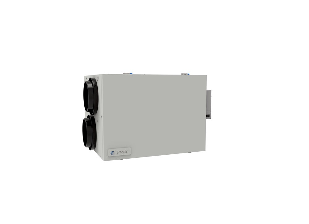 SER 260D Fresh Air Appliance - With energy recovery - Fantech