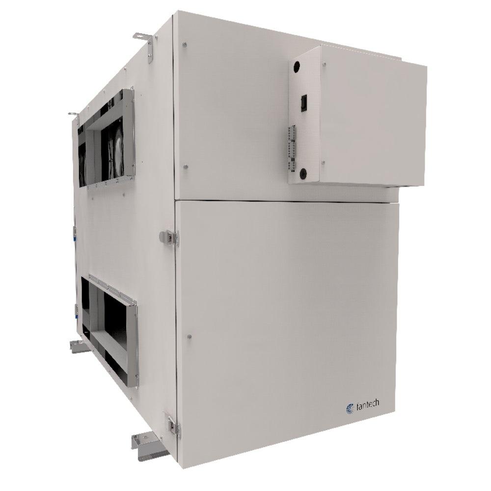 SHR 1400 Heat Rec Ventilator - With heat recovery - Fantech