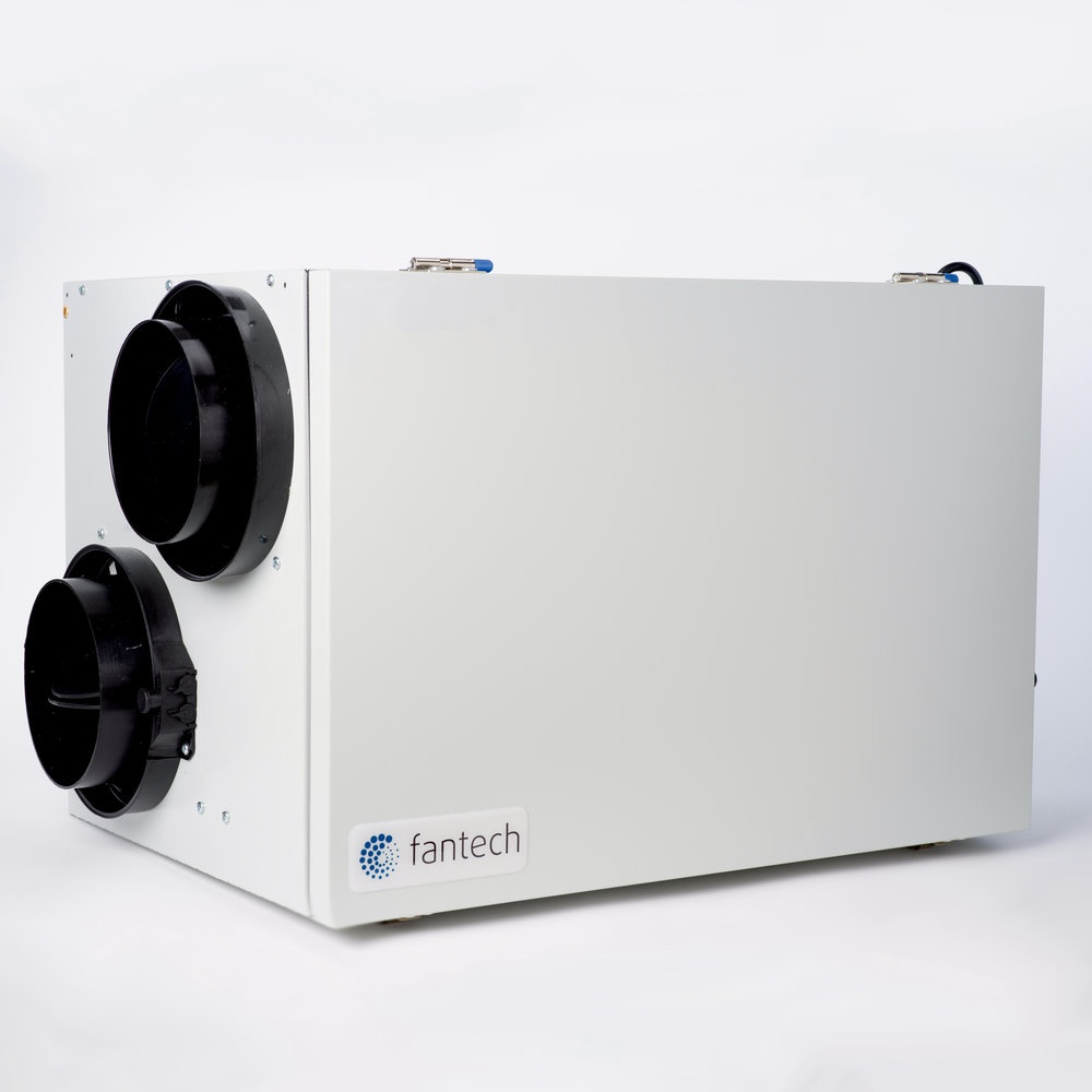 SHR 200 HRV - With heat recovery - Fantech