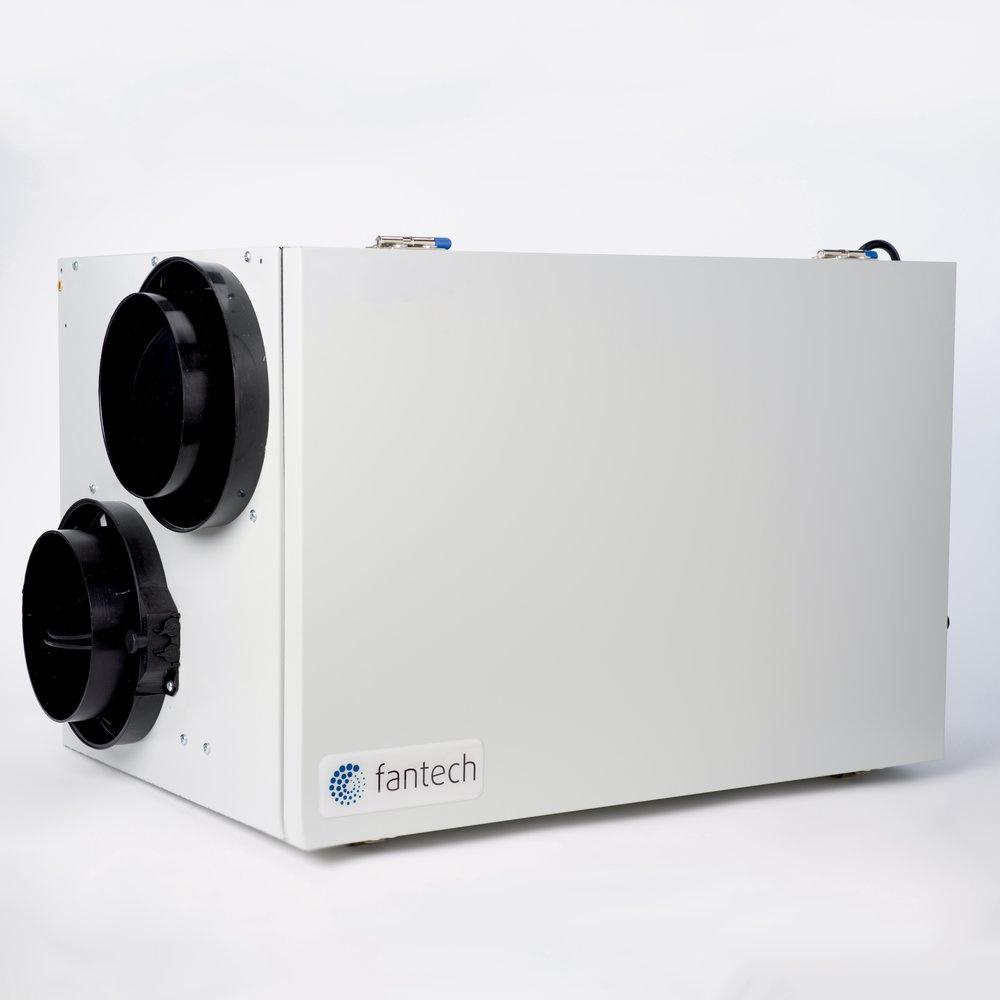 SHR 200 VRC - avec récupération de chaleur - Fantech