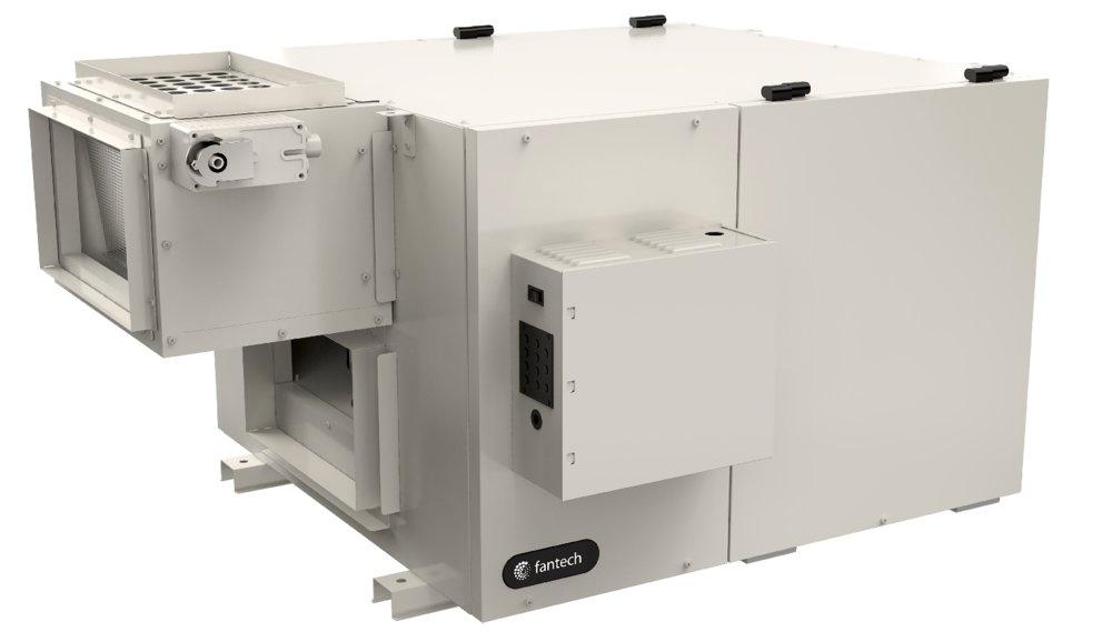 SHR 11005R Heat Rec Ventilator - Expired - Fantech