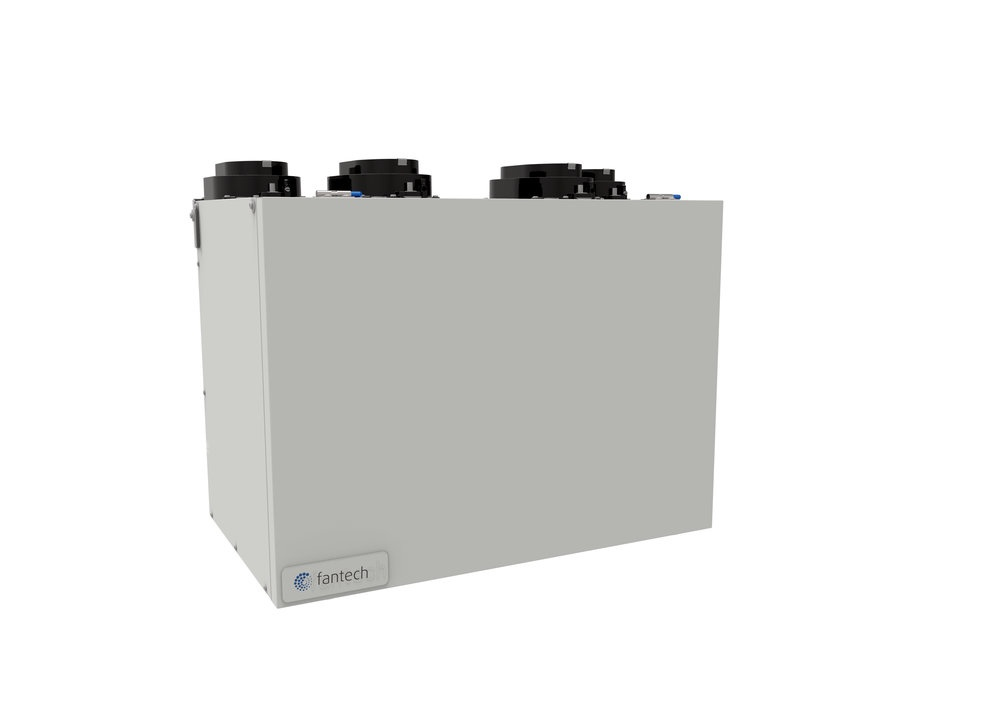 VER 200 Fresh Air Appliance - With energy recovery - Fantech