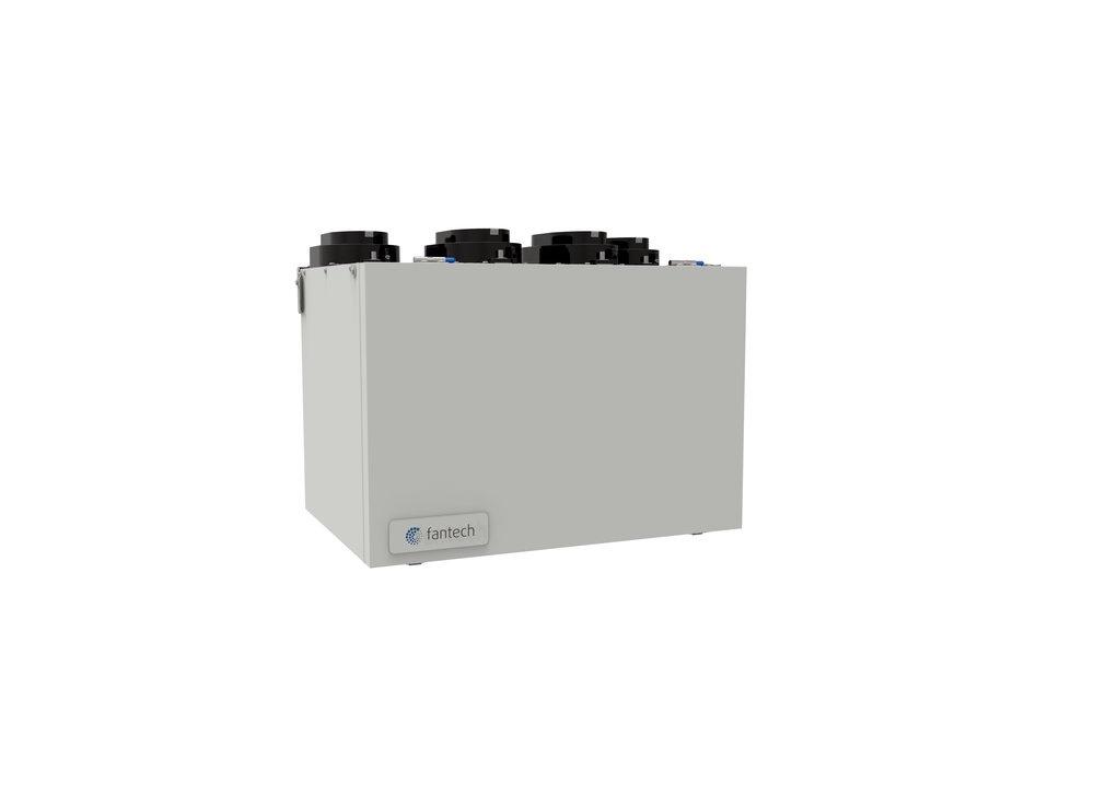 VHR 150 VRC - avec récupération de chaleur - Fantech