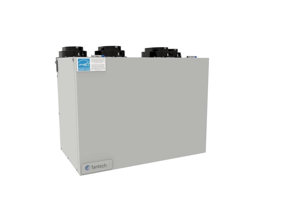 VHR 200R VRC - avec récupération de chaleur - Fantech