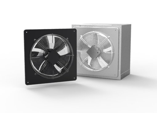 Wall ventilators